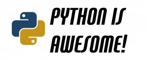 python is awesome